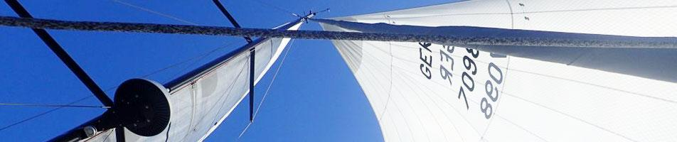 Sails made to measure High-Quality crusing sails at <br> unbeatable prices