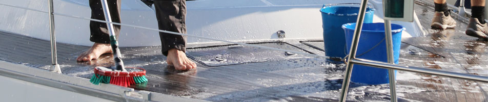 SEATEC Boat Care Make your deck shine again!