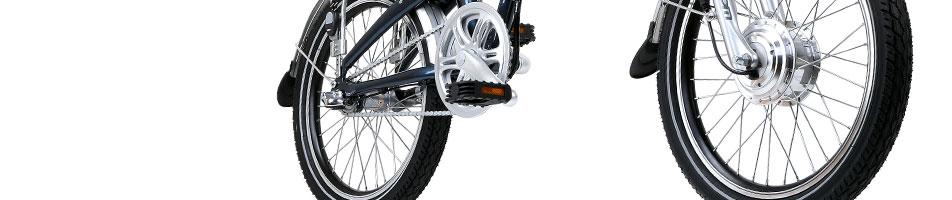 Klappbar! SEATEC Bordfahrräder