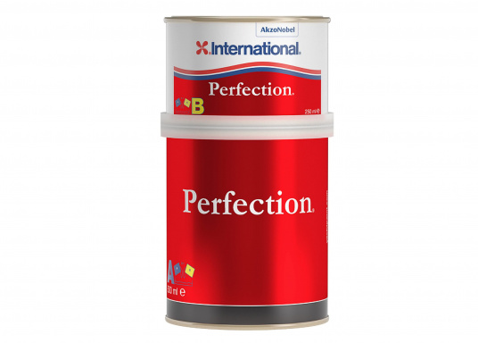 International perfection 2 pack polyurethane varnish from 4195 perfection provides exceptional durability in a marine environment and combines high gloss with long lasting fandeluxe Gallery