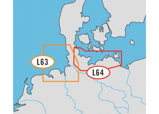 Shipping routes in good size and always cutting edge!
