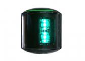 Bild von LED Steuerbordlaterne Serie 43, schwarzes Gehäuse