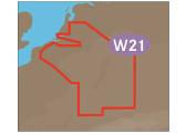 Image of Belgium Inland and River Rhein W21