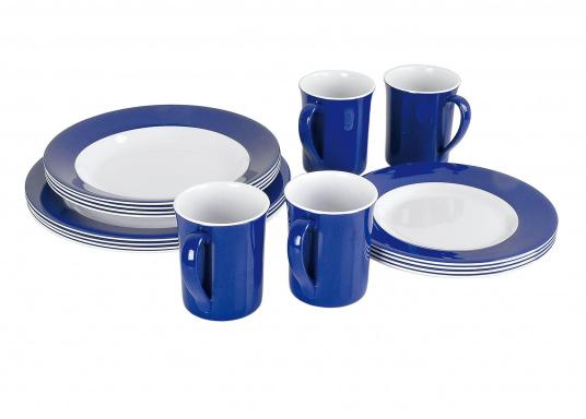GIMEX Melamine Dishes Set DINNER only 64,95 € buy now | SVB Yacht ...