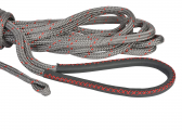 Image of High Performance Mooring Line with Shock Absorber and Leather Coating