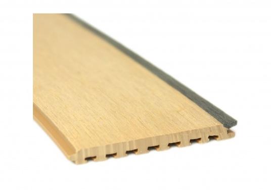 <div>Elegant und technisch hochwertig! Der flexible Teakoptik Deckbelag kann auf Kunststoff-, Stahl- und Holzoberflächen eingesetzt werden. Er ist langlebig, vollständig UV-stabilisiert und besonders rutschfest.</div>  (Bild 29 of 60)