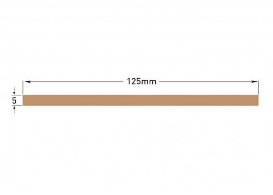 <div>Elegant und technisch hochwertig! Der flexible Teakoptik Deckbelag kann auf Kunststoff-, Stahl- und Holzoberflächen eingesetzt werden. Er ist langlebig, vollständig UV-stabilisiert und besonders rutschfest.</div>  (Bild 7 of 60)