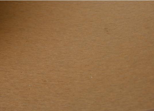 <div>Elegant und technisch hochwertig! Der flexible Teakoptik Deckbelag kann auf Kunststoff-, Stahl- und Holzoberflächen eingesetzt werden. Er ist langlebig, vollständig UV-stabilisiert und besonders rutschfest.</div>  (Bild 31 of 60)