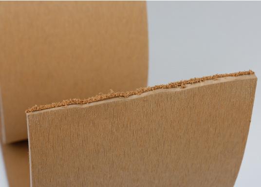 <div>Elegant und technisch hochwertig! Der flexible Teakoptik Deckbelag kann auf Kunststoff-, Stahl- und Holzoberflächen eingesetzt werden. Er ist langlebig, vollständig UV-stabilisiert und besonders rutschfest.</div>  (Bild 32 of 60)