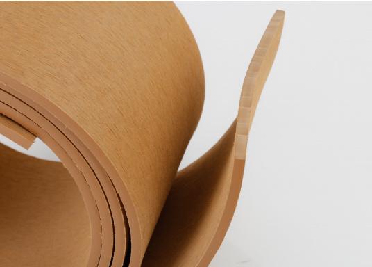<div>Elegant und technisch hochwertig! Der flexible Teakoptik Deckbelag kann auf Kunststoff-, Stahl- und Holzoberflächen eingesetzt werden. Er ist langlebig, vollständig UV-stabilisiert und besonders rutschfest.</div>  (Bild 39 of 60)
