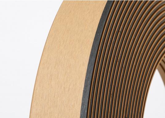 <div>Elegant und technisch hochwertig! Der flexible Teakoptik Deckbelag kann auf Kunststoff-, Stahl- und Holzoberflächen eingesetzt werden. Er ist langlebig, vollständig UV-stabilisiert und besonders rutschfest.</div>  (Bild 54 of 60)