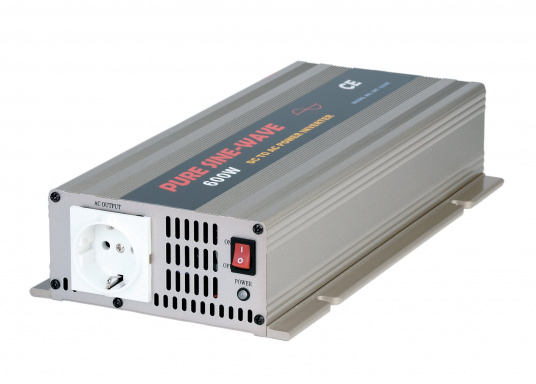 """These compact pure sine wave power inverters generate a clean sine wave voltage. They are ideal&nbsp&#x3B; for audio and video equipment as well as for computers. Several models available."""""""