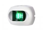 Bild von LED-Steuerbordlaterne Serie 34 / weißes Gehäuse