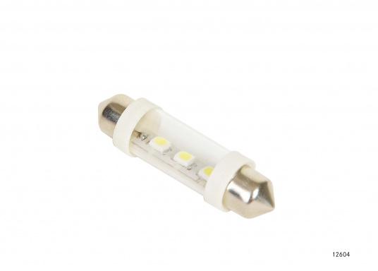 Lampada Tubolare Led : Lampada tubolare a led bianca led v solo u ac svb