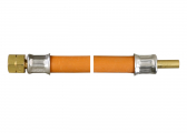 Image of Gas hose / union nut x 8 mm pipe socket