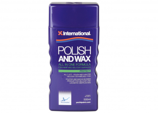 """Protectbrilliance against the elements, quickily and easilywith POLISH and WAX. It contains polishingcomponentsand wax, whichprovidebrilliance and protection in one application."""""""