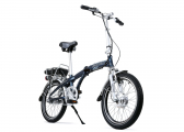 Imágen de BLIZZARD Electric Folding Bike / Pedelec - 36V / 8.7Ah