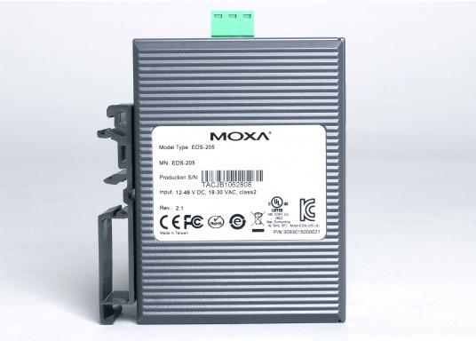 """I Switch unmanaged sono i più semplici per installare una zone """"Ethernet  Si configurano automaticamente e consentono di stabilire rapidamente le connessioni di rete. (Immagine 4 di 4)"""