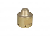 Image of Propeller shaft outlet nut / conical, with bore