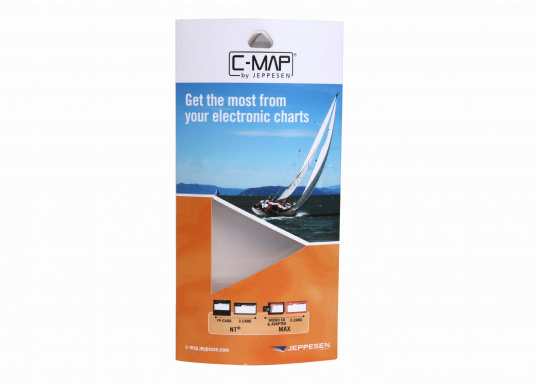 """C-MAP NT+ digital sea charts - the standard that introduced the era of modern digital chart systems. One of the most reliable chart options for boaters worldwide. NT+ charts deliver a continuing high quality and use for seafarers worldwide."""""""