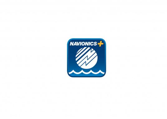 <div> Navionics+ bietet mehr Meer- und See-Inhalte und das beste Preis-Leistungsverhältnis!</div> (Bild 12 of 12)