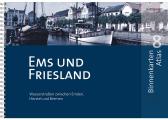 Image of Binnenkarten Atlas 8 Ems und Friesland