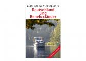 Image of DK - Map Book of Germany & Benelux Waterways