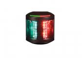 Bild von LED-Zweifarbenlaterne Serie 43, schwarzes Gehäuse