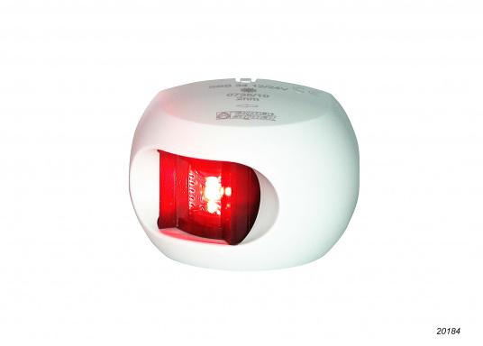 """Attraktives Design, neuester technologischer Stand - die LED Serie 34. Absolut wartungsfrei, seewasserfest, UV-geschützt. Sehr geringer Energieverbrauch."""""""