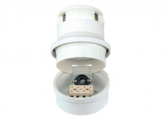 <div>Attraktives Design, neuester technologischer Stand - die LED Serie 34. Absolut wartungsfrei, seewasserfest, UV-geschützt. Sehr geringer Energieverbrauch.</div>  (Bild 2 of 2)