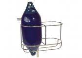 Image of Stainless Steel Fender Rack, 2-section