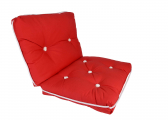 Imágen de Kapok Double Cushion / red