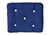 Imágen de Kapok Single Cushion / royal blue
