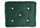 Imágen de Kapok Single Cushion / dark green