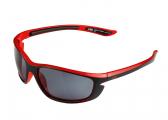 Image of CORONA Sunglasses / black-red