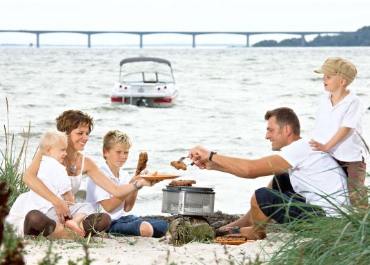 <div> Wollen Sie einfach schnell Würstchen, Steaks, Fisch oder Gemüse an Bord oder unterwegs grillen? Dann ist der EASY TO GO Grill von COBB genau richtig!</div> (Bild 8 of 11)