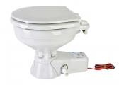 Voir WC marins QUIET FLUSH Confort / vanne électromagnétique