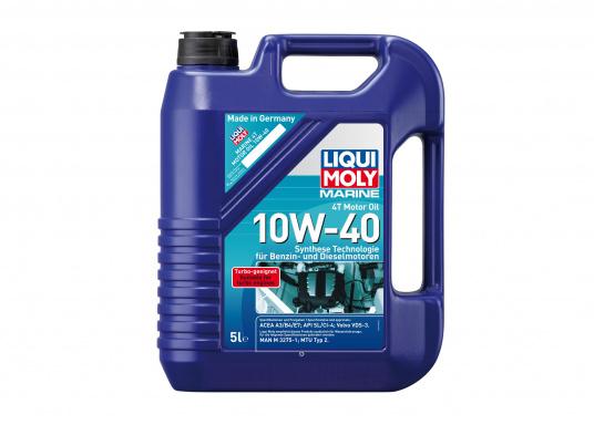 """Cette huile moteur basse friction de haute qualité est issue de la technologie de synthèse et des dernières technologies d&#39&#x3B;additifs. Elle garantit une excellente protection contre l&#39&#x3B;usure et la propreté du moteur."""""""