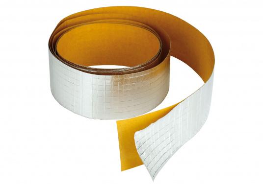 """Ruban adh&eacute&#x3B;sif en aluminium tr&egrave&#x3B;s robuste et arm&eacute&#x3B; pour augmenter la r&eacute&#x3B;sistance.&nbsp&#x3B;"""""""