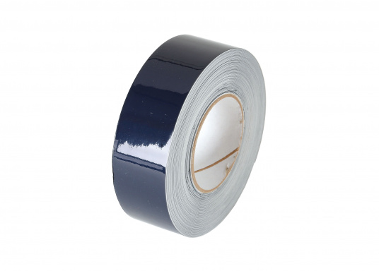 <div> Monochrome, adhesive decorative strips with a width of 25 mm. Roll length: 15 m. Also suitable for the waterline.</div> (Image 2 of 7)