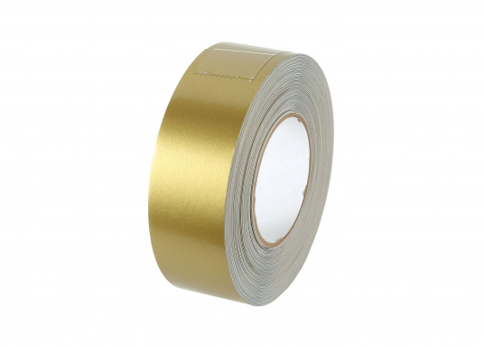 <div> Monochrome, adhesive decorative strips with a width of 25 mm. Roll length: 15 m. Also suitable for the waterline.</div> (Image 7 of 7)