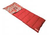 Immagine di  sacco a pelo 80 x 210 centimetri, rosso
