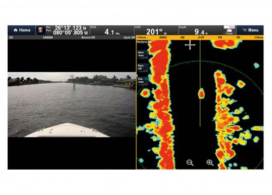<div>Raymarine Radarantenne QUANTUM, by FLIR, ist die nächste Generation von Marine-Radarantennen mit CHIRP Technologie.</div>  (Bild 7 of 9)