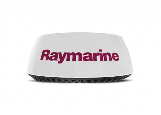 <div>Raymarine Radarantenne QUANTUM, by FLIR, ist die nächste Generation von Marine-Radarantennen mit CHIRP Technologie.</div>  (Bild 4 of 9)