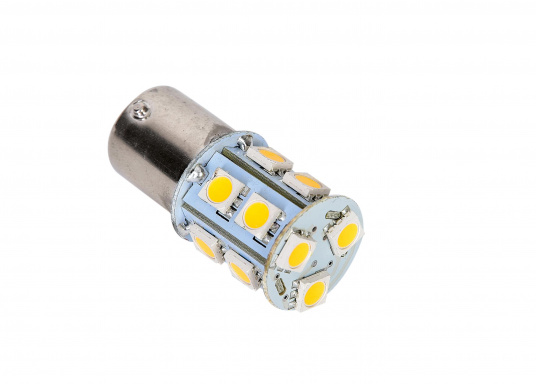 LED light insert with 13 bright diodes which provide a comfortable, warm-white light color. (Afbeelding 4 of 4)
