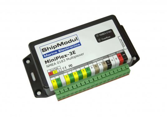 """Der optimale Multiplexer für größere, professionelle Netzwerke. Mit diesem Multiplexer lassen sich Geräte aus unterschiedlichen Netzwerken ganz einfach verbinden."""""""