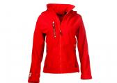 Image of SARDINIA BR1 Ladies Sailing Jacket / red/platinum
