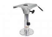Bild von Stuhl- / Tischfuß höhenverstellbar, mit Schiebe-Aufsatz