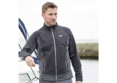 Image of THERMOGRID Mid Layer Jacket / grey