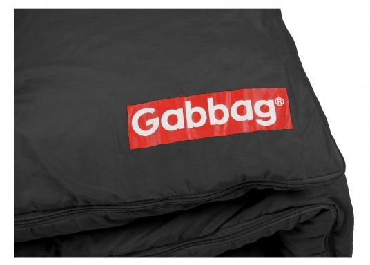 <div>Il Gabbag® è versatile! I sacchi a pelo colorati gabbag sono confezionati in cotone resistente e sono anche utilizzabili come coperta. La cerniera a doppia via fornisce la massima ventilazione, le fibre cave dell'imbottituraassicurano piacevole calore e isolamento.</div>  (Immagine 3 di 4)